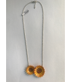 Collar Girasoles Van Gogh